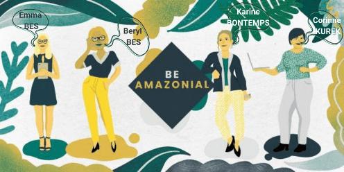 Les fondatrices de be amazonial