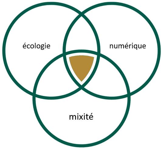 Valorisons - écologie numérique mixité